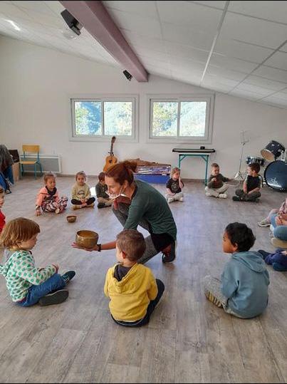 Yoga pour enfants dans la Vallée de l'Estéron
